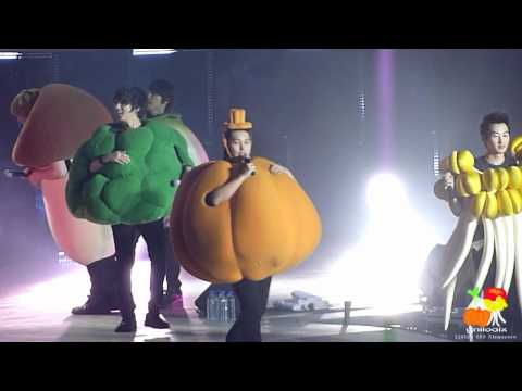 [Fancam] 110129 SS3 Singapore - Cooking Cooking
