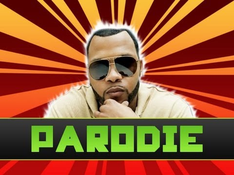 FLO RIDA - WHISTLE (Official Video) - PARODIE