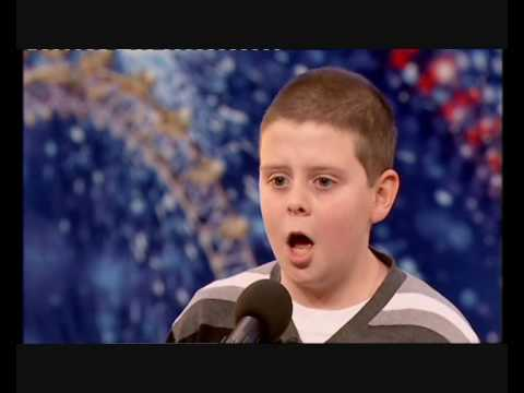 LIAM McNALLY STUNS THE AUDIENCE ON BRITAIN S GOT TALENT SINGING DANNY BOY
