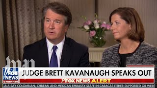 'I've never sexually assaulted anyone': Key takeaways from Kavanaugh's Fox News interview - WASHINGTONPOST