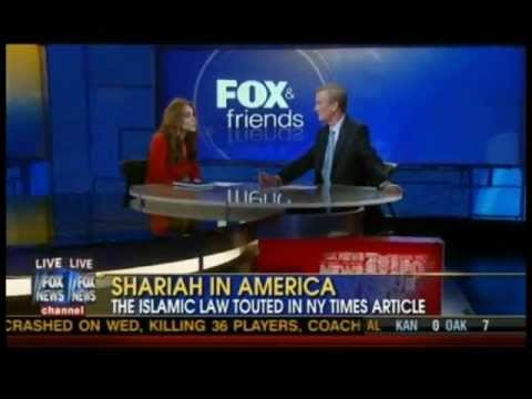 "FOX and Friends: Pamela Geller Discusses ""Stop the Islamization of America"""