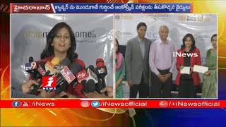Lucid Diagnostics Lunches DNA Oncoscreen Test In Hyderabad | iNews - INEWS