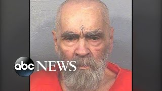Notorious cult leader Charles Manson dead at 83 - ABCNEWS