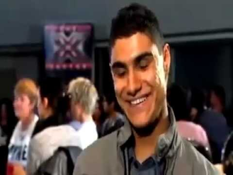 Iraqi warfare survivor on X Factor Australia - Emmanuel Kelly