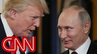 Source: Trump furious over leak about Putin warning - CNN