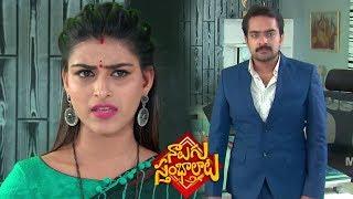 Naalugu Sthambalata Serial Promo - 14th November 2019 - Naalugu Sthambalata Telugu Serial - MALLEMALATV