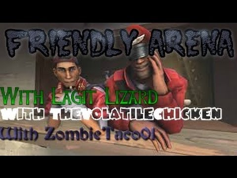 TF2 - Friendly Arena - Come on Brozz