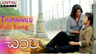 Chilipi Telugu Movie || Tajmahalu Full Song || S.J.Surya, Nayantara - ADITYAMUSIC