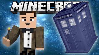 ТАРДИС - ДОКТОР КТО (ЛУЧШИЙ МОД) - Обзор Модов Minecraft
