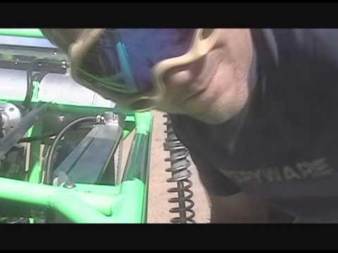 Turbo Hayabusa Sandrail Garrett GT25