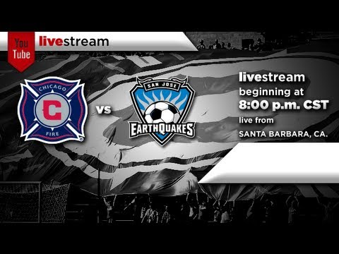 Thumbnail image for 'Fire v Earthquakes live stream'
