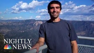 Search Continues In Mexico For Missing North Carolina Teacher | NBC Nightly News - NBCNEWS