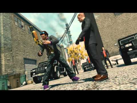 Saints Row: The Third - Syndication Trailer