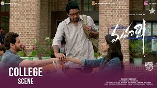 Maharshi College Scenes - Mahesh Babu, Pooja Hegde | Vamshi Paidipally | Releasing on May 9th - DILRAJU