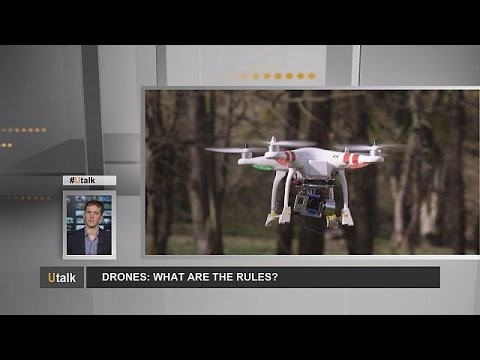 Drones: what are the rules? - utalk