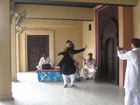 Sindhi dance performance at Lok Virsa, Islamabad