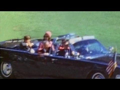 Nagrania z zamachu na JFK