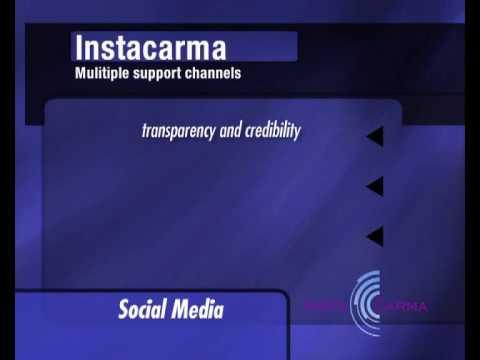 UsageofSocialMedia @ Instacarma