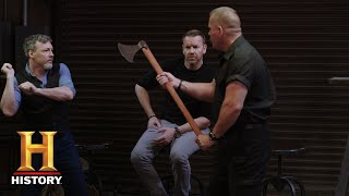 Knight Fight: The Danish Bearded Axe (Season 1, Episode 4) | History - HISTORYCHANNEL