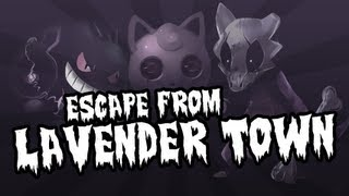 pokemon escape from lavender town download