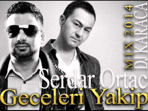 Dj Karaca ft Serdar Ortac - Geceleri Yakip 2014