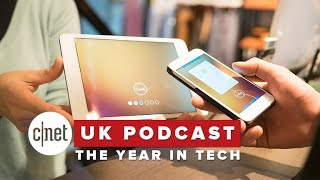 Tech and Taylor Swift in our end-of-2018 special (CNET UK podcast 549) - CNETTV