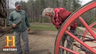 Mountain Men: Eustace Attempts to Make a Sale (Season 7, Episode 5) | History - HISTORYCHANNEL