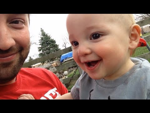 Cutest Baby Laugh Ever!