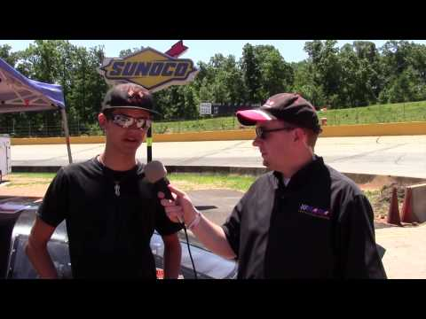 MSB at Anderson 6-14-13 Chandler Levan Pre-Race Interview