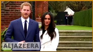 🇬🇧👑 Royal wedding: Royal wedding fever has struck - ALJAZEERAENGLISH