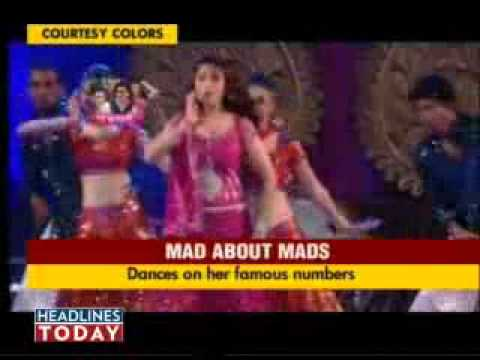Video   Dancing diva   Madhuri's sexy moves