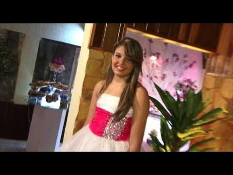 Ysabella 15 anos - Ornamentação