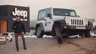 тест Jeep Territory  (Игорь Бурцев)