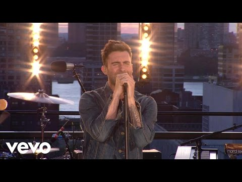 Maroon 5 - Misery (VEVO Summer Sets)