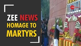 DNA: Zee News pays homage to martyrs who died in Indian Parliament attack - ZEENEWS