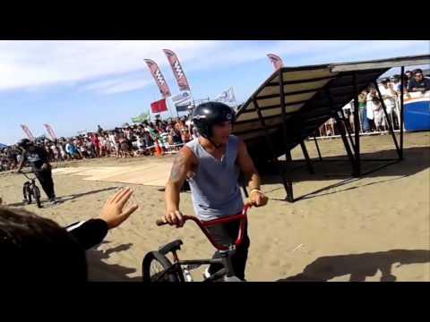 Saltos Epicos Y Caidas \ Competencia BMX