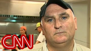 Chef who fed 3.6 M in Puerto Rico feeds Florence evacuees - CNN