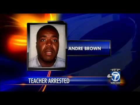 Andre Brown, High Point High School teacher indicted for sex abuse of a minor, due in court Monday