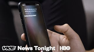 Apple Protects Your Privacy, And Siri Sucks Because Of It (HBO) - VICENEWS