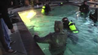 Titanic 2 Movie Day 7 Shooting Underwater Sets Youtube