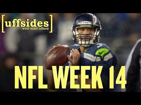 NFL Week 14 Preview - Uffsides
