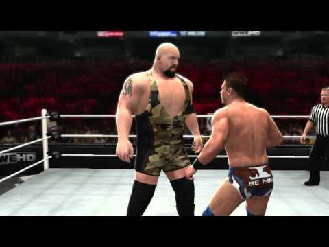 WWE '13 gets really real with WWE LIVE and Predator Technology 2.0