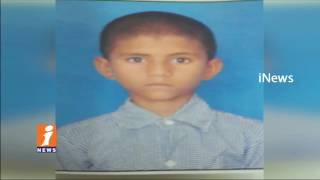 Siddapur 4th Class Missing Boy Found life less in Same Village | Nizamabad | iNews - INEWS