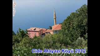 Kastamonu Cide, Alayazı Köyü (Arva)
