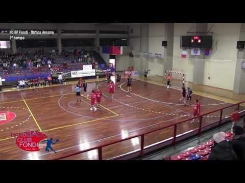 Hc Fondi vs Dorica Ancona del 13 12 2014. Secondo tempo