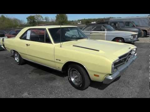 1969 DODGE DART GTS 440 1 OF 640 MADE FOR SALE BEAUTIFUL AND BAD