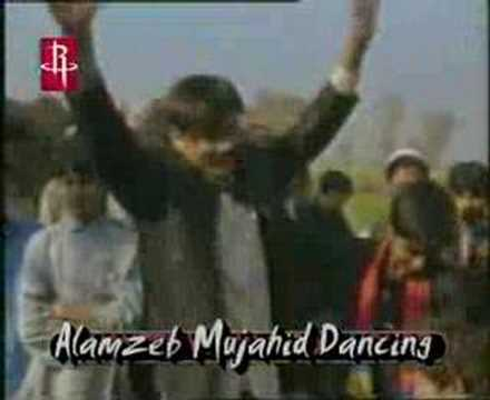 Alamzeb Mujahid Dancing With Pashto Music