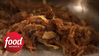 How to Caramelize Onions - FOODNETWORKTV
