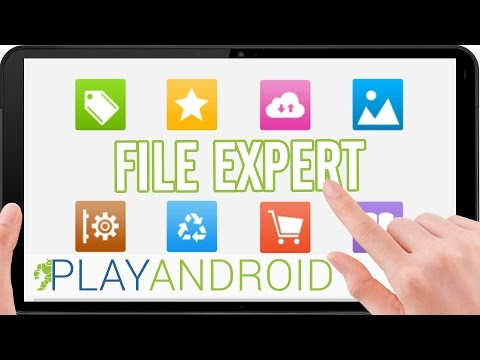 FILE EXPERTᴴᴰ ►Copy, Cut, Paste, Hide...◄ File Expert Review ⁞First Look⁞ ⁞Gameplay⁞
