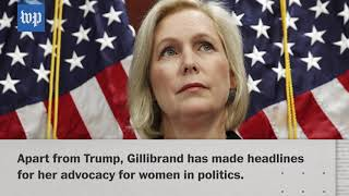 Trump catapults Sen. Kirsten Gillibrand into the spotlight - WASHINGTONPOST